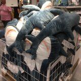 サメ大漁@IKEA